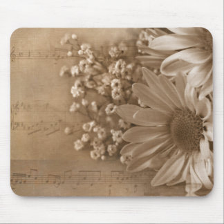 Love Song Mouse Pad