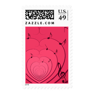 Love Song stamp