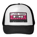 Love Songs Tape Trucker Hats