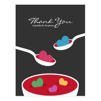 Love Soup Postcard