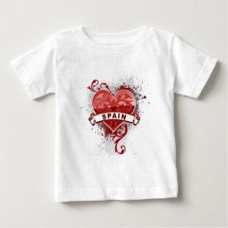 Love Spain Infant T-shirt