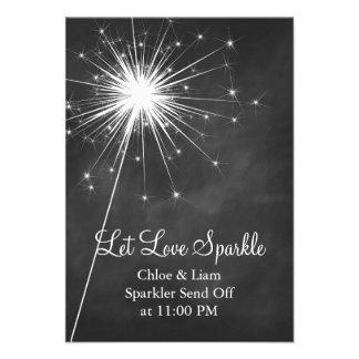 Love Sparkles Holder Announcement