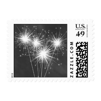 Love Sparkles Stamp