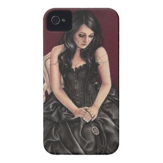 Love Spell Victorian Witch Blackberry Case