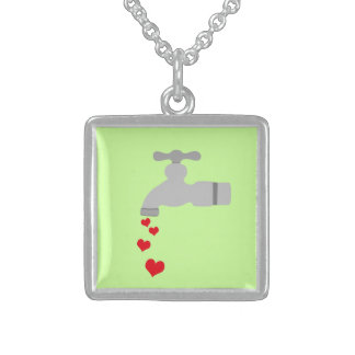 Love Spigot Custom Necklace