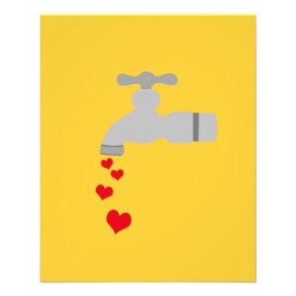 Love Spigot Flyer