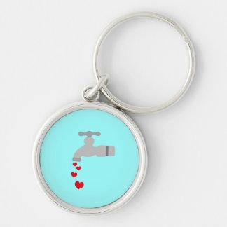 Love Spigot Keychains