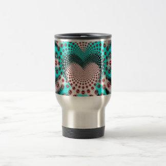 Love Spikes Hypnotic Travel Mug