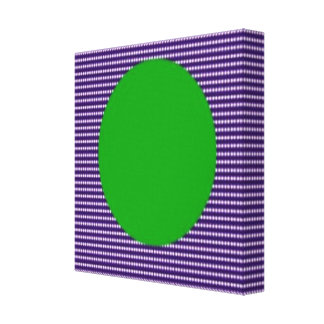 LOVE Square  Energy Pattern Canvas Print