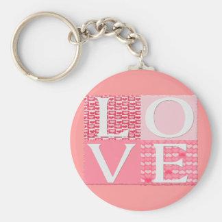 Love Square - Keychain