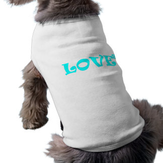 Love Squared in Light Blue T-Shirt