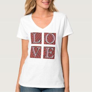 Love Squares: Mola T-Shirt