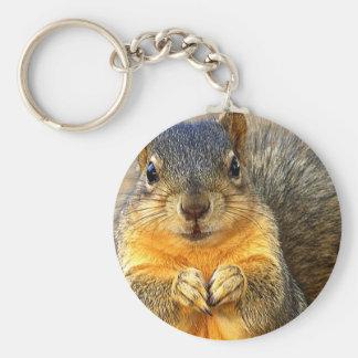 Love Squirrel_ Key Chains