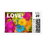LOVE!  stamp