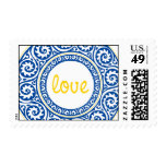 Love Stamp by TearDrop Weddings