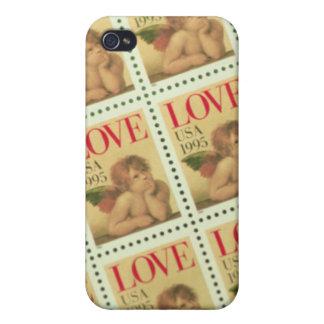 Love Stamp iPhone 4/4s Case