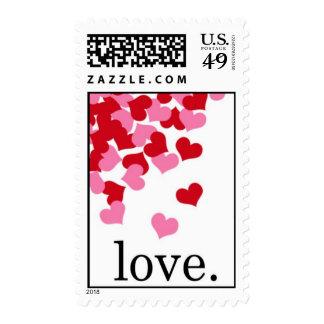 love. - Stamp