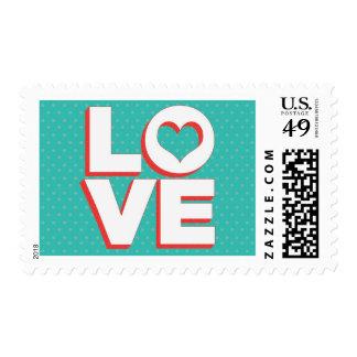 Love Stamp (Valentine's Day, Sweetest Day)
