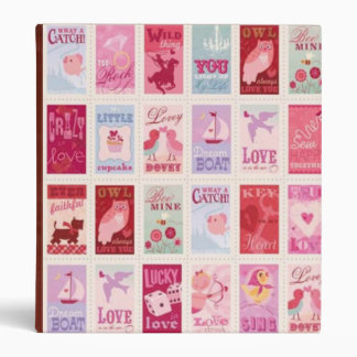 Love Stamps Binder