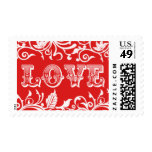 Love Stamps    For Wedding Or Valentine's Day
