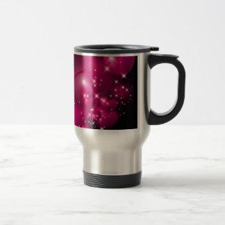 Love star 15 oz stainless steel travel mug