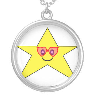 Love Star Necklace