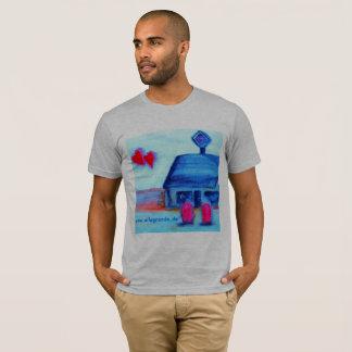 ...love station...art by Jutta Gabriel... T-Shirt