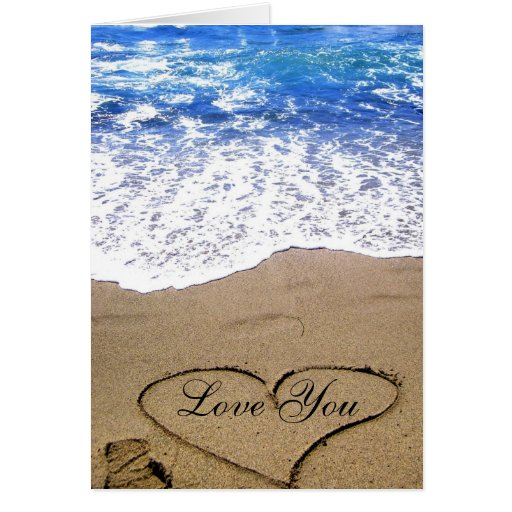 Love_ Stationery Note Card