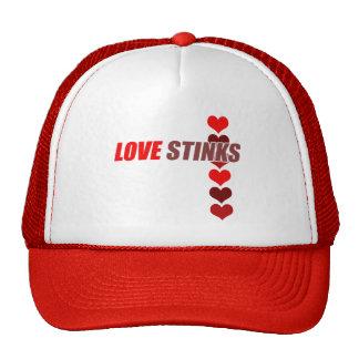 Love Stinks Anti Valentine's Day Hat
