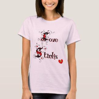 Love Stinks Anti-Valentine's Day Saying Top
