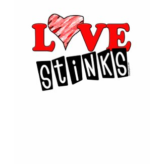 Love Stinks Anti-Valentines T-shirts shirt