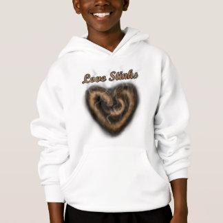 Love Stinks Hoodie