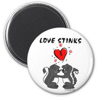 Love Stinks Magnet