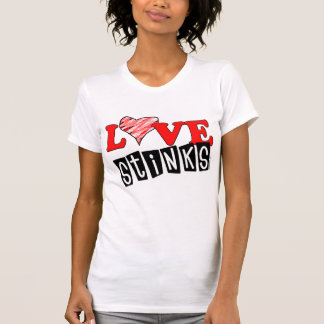 Love Stinks T-shirts for Valentine's Day