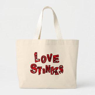 Love Stinks Tote Bag