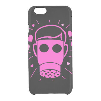 Love Stinks Uncommon Clearly™ Deflector iPhone 6 Case