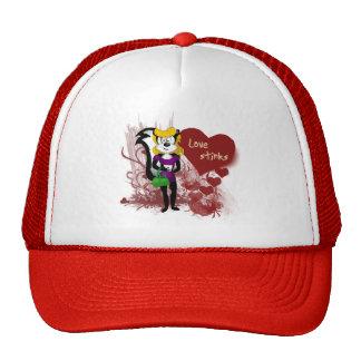 Love Stinks Valentine Hat