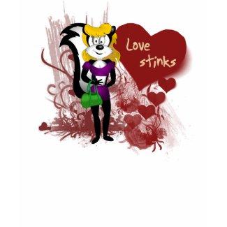 Love Stinks Valentine Shirt shirt