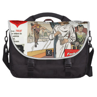 Love Stories Comic Bag For Laptop