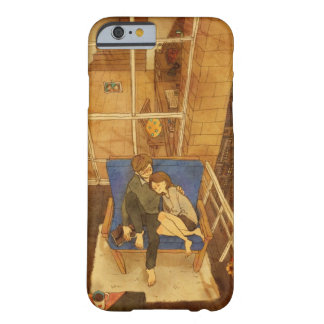Love story: part 1. barely there iPhone 6 case