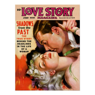 love story shadows from the past poster