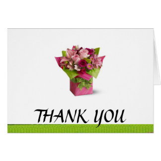Love Story- THANK YOU Card