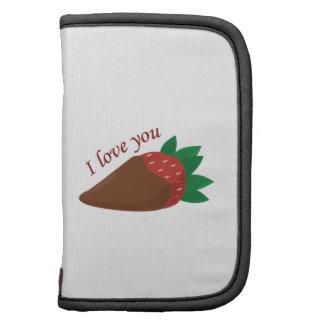 Love Strawberry Planner