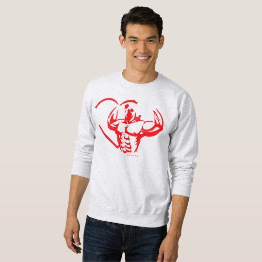 Love Strength Gladiator Sweatshirt