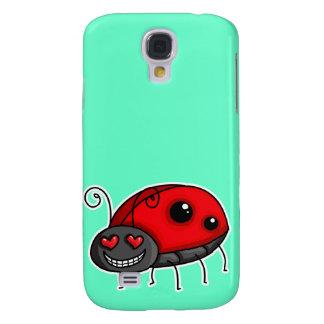 Love Struck Ladybird/Ladybug Samsung S4 Case