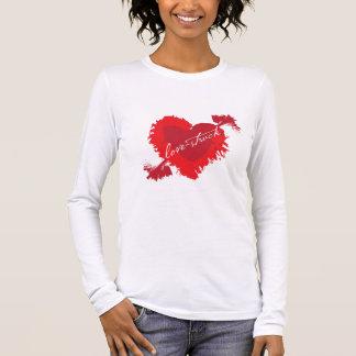 Love-struck Long Sleeve T-Shirt