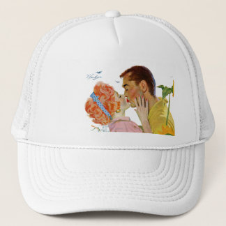 Love-Struck Trucker Hat