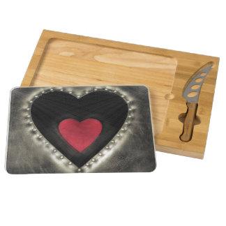 Love Stud Cheese Board