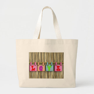 Love Style Canvas Bags