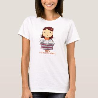Love Subject T-Shirt